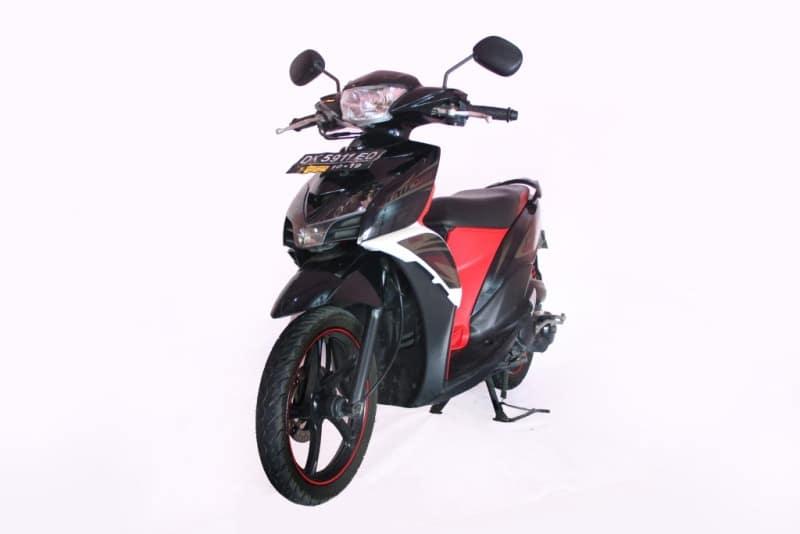 yamaha mio gt 110cc motor bali rental - Rental Motor Di Kuta - Jasa Penyewaan Motor Termurah Di Kuta